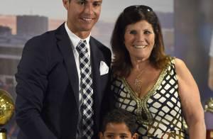 Cristiano Ronaldo (Real Madrid) : Son fils et sa maman fiers d'un nouveau sacre