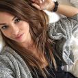 Selfie pour Marie Lopez alias EnjoyPhoenix