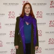 Audrey Fleurot, enceinte : La future maman succombe à la douceur du cachemire...