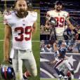 Tyler Sash, ancien joueur des Giants de New York - photo publiée le 5 juin 2015