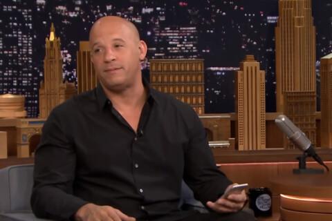 Vin Diesel ému : Le message plein de tendresse de sa petite Hania