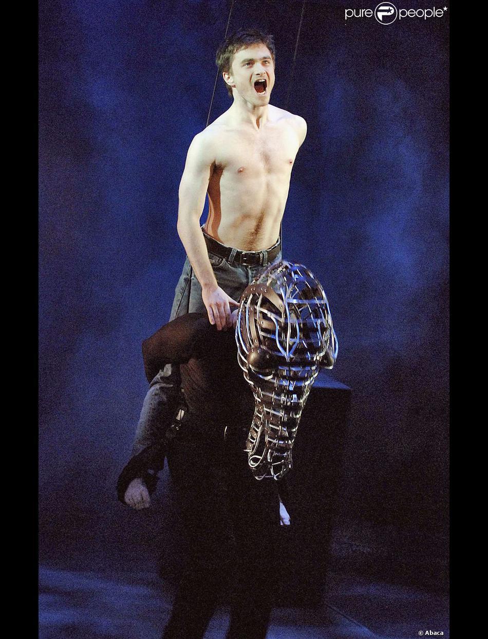 Daniel Radcliffe Equus Naked 70