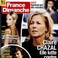 Magazine  France Dimanche  en kiosques le 23 octobre 2015.