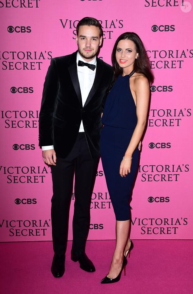 Liam Payne et Sophia Smith à Londres, le 2 décembre 2014.
