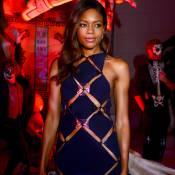 Naomie Harris : Une robe audacieuse pour fêter Spectre avec l'ange Léa Seydoux
