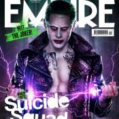 """Jared Leto se dévoile en Joker flippant, musclé et flashy : """"Ce fut douloureux"""""""