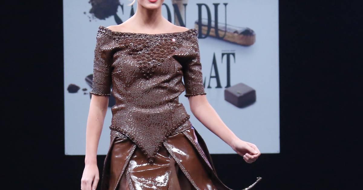 Camille cerf ravissante miss france 2015 d fil du for Porte de versailles salon 2015