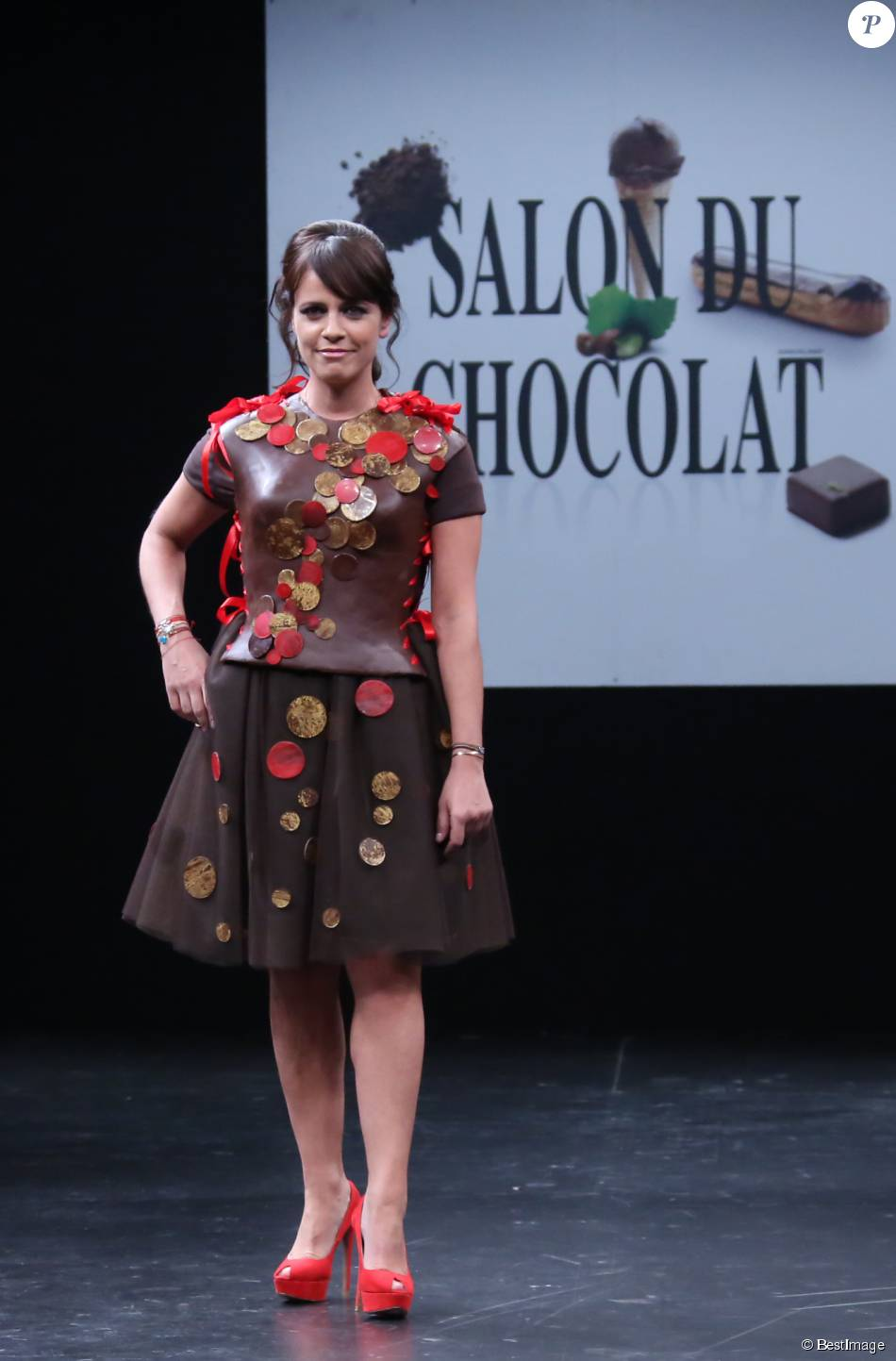 Koxie d fil du 21 me salon du chocolat la porte de for Porte de versailles salon 2015