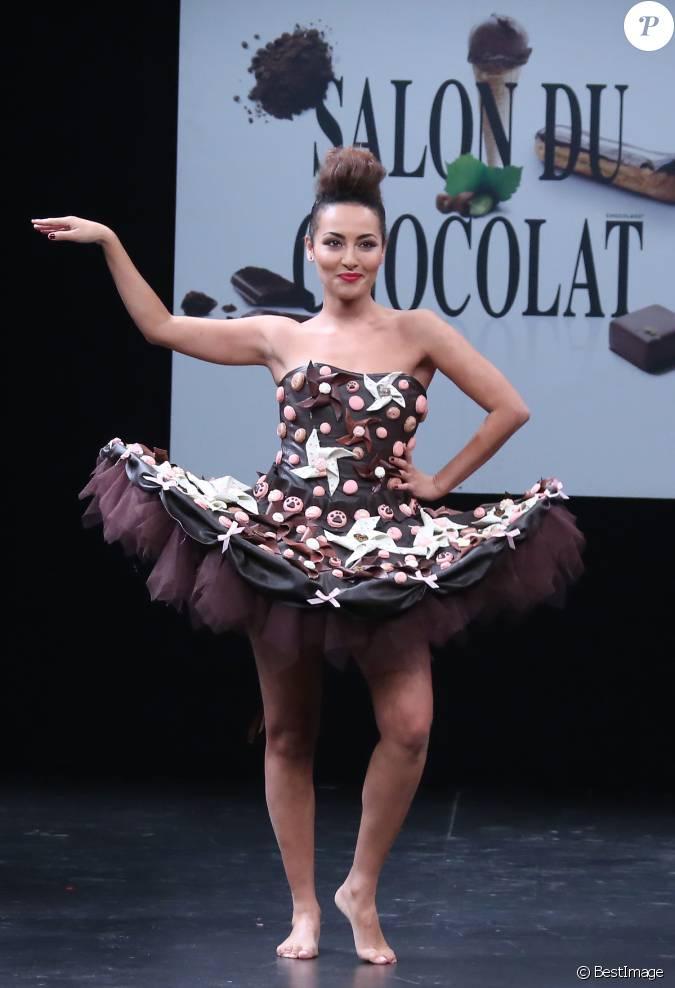 Hedia charni d fil du 21 me salon du chocolat la - Salon du chocolat porte de versailles ...