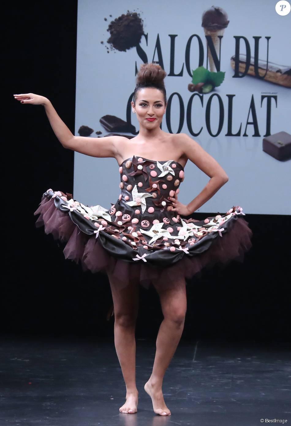 Hedia charni d fil du 21 me salon du chocolat la for Porte de versailles salon 2015