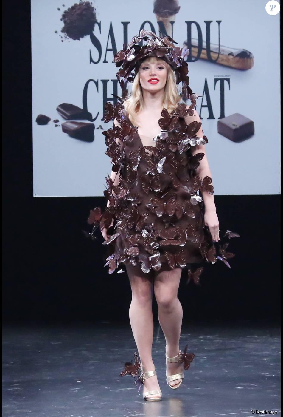 L a deleau d fil du 21 me salon du chocolat la porte - Salon du chocolat porte de versailles ...