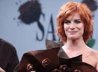 Fauve Hautot et Camille Cerf : Sensuelles dans leurs robes en chocolat