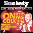 Society  - édition du vendredi 30 octobre 2015.