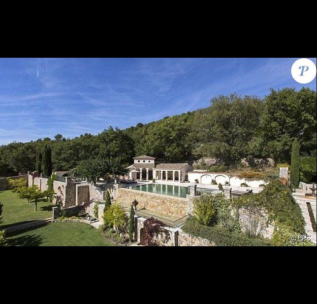 Le couple Beckham a mis en vente son domaine de Bargemon dans le Sud de la France.