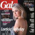 Laeticia Hallyday en couverture de Gala