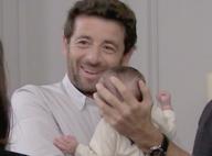 Patrick Bruel avec ou sans bébé dans les bras : Un ange charmeur...