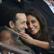 Malika Ménard et Michaël Cohen : Couple amoureux devant un PSG implacable