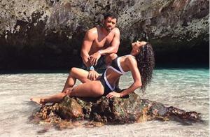 Ciara : Sexy en vacances au Mexique, avec son amoureux et son fils