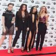 Tapis rouge des BBC Teen Awards à Londres, le 8 novembre 2015.