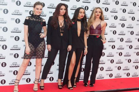 Les Little Mix, bombesques, et Justin Bieber enflamment les BBC Teen Awards