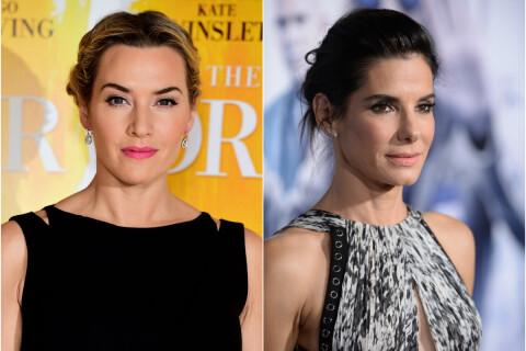 Kate Winslet, Sandra Bullock et la parité à Hollywood : Leurs avis divergent...