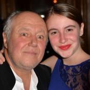Marc Jolivet et sa fille : Une très jolie complicité devant Brigitte Fossey