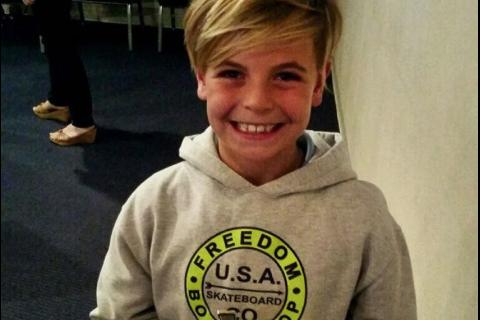 Britney Spears : Maman fière de son petit Sean, récompensé à l'école !