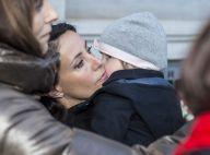Princesse Marie : Emue avec Athena et Henrik, et en larmes après les attentats