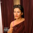 Leslie, exaspérée, pète les plombs et choque Cristina Cordula dans Les Reines du shopping le 4/11/2015