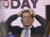 Charlie Sheen séropositif : Premières attaques contre l'acteur à la vie dissolue