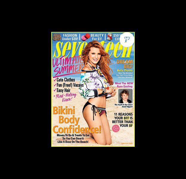 Bella Thorne pour Seventeen