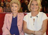 Marina Carrère d'Encausse et sa mère complices face à la superbe Carole Bouquet