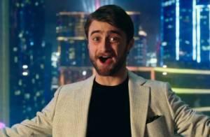 Daniel Radcliffe, magicien en carton : premières images d'Insaisissables 2
