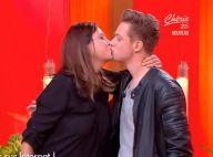 Evelyne Thomas, cougar ? Elle embrasse un jeune Youtubeur sur la bouche