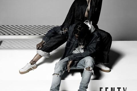 Rihanna : Icône mode et créatrice, elle fait de Travi$ Scott son modèle