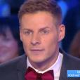 Matthieu Delormeau avour avoir des sentiments pour Cyril Hanouna dans  Touche pas à mon poste : C'est que de l'amour , le 20 novembre 2015 sur D8.