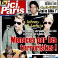 Le magazine Ici Paris du 25 novembre 2015