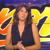 TPMS - Estelle Denis : Agacée face à Raymond Domenech quand on lui parle mariage