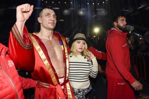 """Hayden Panettiere : Son chéri Klitschko démoli par le roi des Gitans en """"Fury"""""""