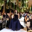 Exclusif - Natalia Fares (robe Ralph & Russo, bijoux Payal New York)lors de la 23e édition du Bal des débutantes au Palais de Chaillot à Paris, le 28 novembre 2015. ©Jacovides/Borde/Moreau/Bestimage