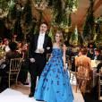 Exclusif - Skye McCaw (robe Oscar de la Renta, bijoux Payal New York)lors de la 23e édition du Bal des débutantes au Palais de Chaillot à Paris, le 28 novembre 2015. ©Jacovides/Borde/Moreau/Bestimage