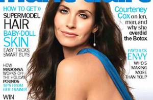 PHOTOS  : Courteney Cox : Monica de Friends avoue connaître bien...  le botox !