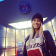 Emilie Delaplace, Miss Picardie : La candidate Miss France 2016 supportice sexy du PSG !