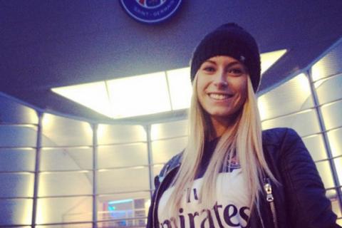 Emilie Delaplace, Miss Picardie : La supportrice sexy du PSG séduit la Toile !