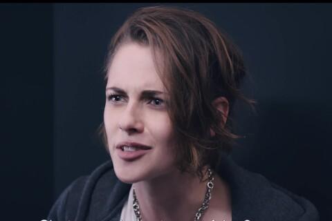 "Kristen Stewart : tornade brune en Gabrielle Chanel dans ""Once and Forever"""