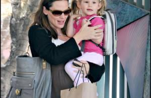 REPORTAGE PHOTOS : Ben Affleck, Jennifer Garner et Violet, c'est la famille bonheur !