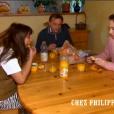 Philippe et ses prétendantes, dans  L'amour est dans le pré - seconde chance , le lundi 7 décembre 2015 sur M6.