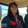 Monica et Philippe, dans  L'amour est dans le pré - seconde chance , le lundi 7 décembre 2015 sur M6.
