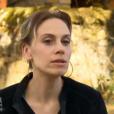 Hélène, prétendante de Philippe, dans  L'amour est dans le pré - seconde chance , le lundi 7 décembre 2015 sur M6.
