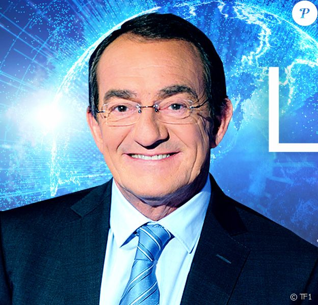 Jean-Pierre Pernaut, à la tête du JT de 13 Heures de TF1 depuis près de 30 ans.